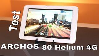 TEST ARCHOS 80 Helium 4G