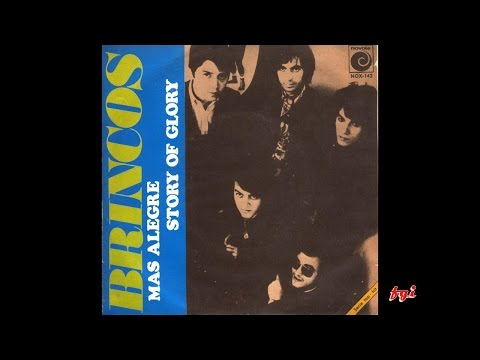 Los Brincos - Singles Collection 19.- Más alegre / Story of Glory (1971)