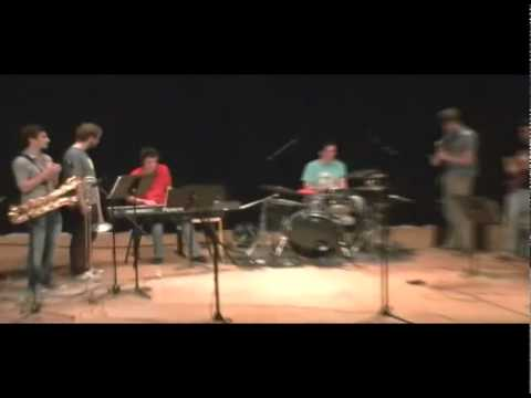 Insane Jazz Orchestra - Funk Times Three - 15/11/11