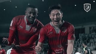 يا أهل قطر الوعد في الملعب لمساندة الدحيل في دوري أبطال آسيا 2018