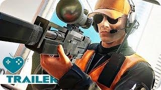 Hitman 2 Gameplay Trailer Miami (2018) E3 2018
