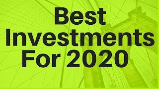 Best investments in 2021 planned and realised investment banks