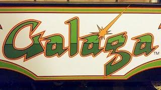 LIVE Arcade1up Let's Play: Galaga Cabonet