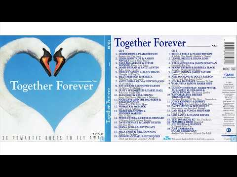 Together Forever Official Collection (80's & 90's Songs) CD1