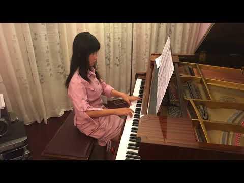Royal conservatory piano sonata in G major by Wolfgang Amadeus Mozart