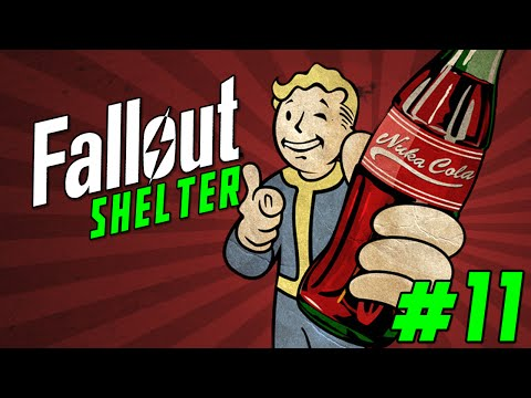 FALLOUT SHELTER Gameplay Part 11 -