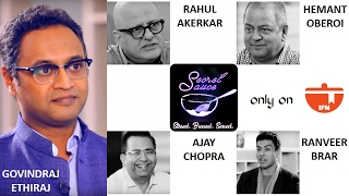 A Chef's Story With Govindraj Ethiraj || Secret Sauce || Sneak Peek
