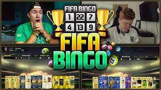 FIFA 15 - MOST INSANE FIFA BINGO ENDING EVER?! - SERIES SHOWDOWN vs JACK54HD!!