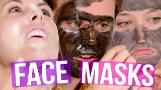 5 Peel Off Face Masks to Cleanse Skin
