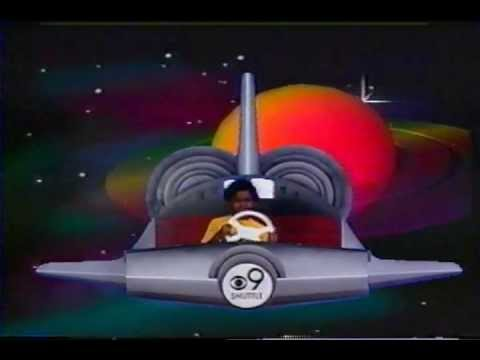 """Michael Goecke in WCPO """"Jetson's Space Ride"""" at All About Kids Cincinnati (1990)"""