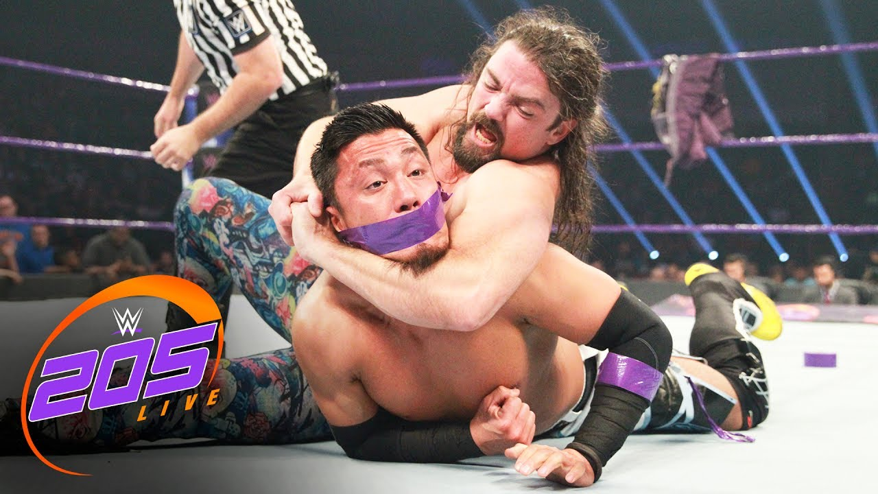 akira-tozawa-vs-the-brian-kendrick-street-fight-wwe-205-live-may-23-2017
