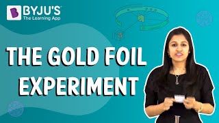 Class 6-10 - The Gold Foil Experiment