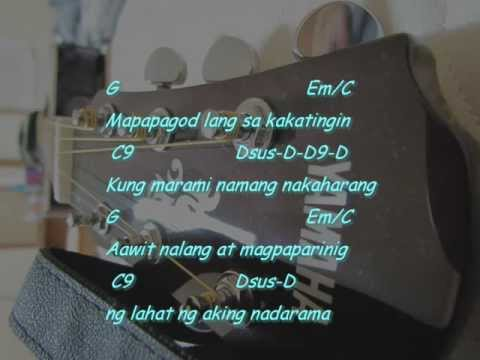 Gitara by Parokya ni Edgar (Guitar Pro+lyrics with chords+voice covers by Abs