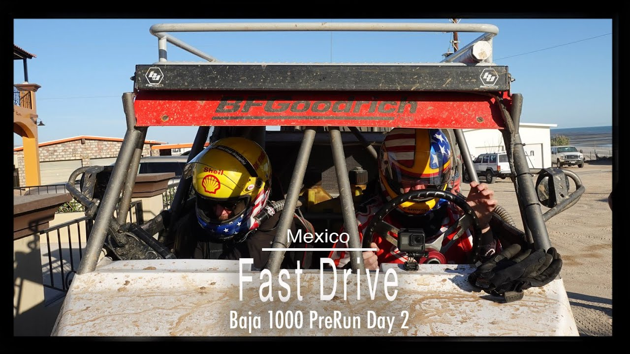Baja 1000 Prerunning #2