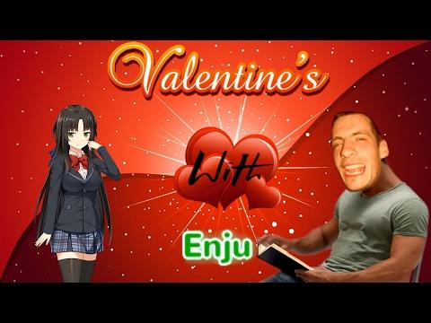 Moe Ninja Girls: Valentine's with Enju!