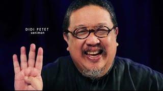 Mendiang Didi Pepet Raih Lifetime Achievment Award Festival Film Bandung