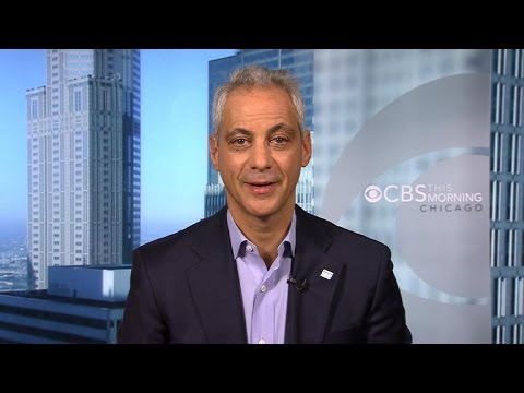 Chicago mayor on new high school graduation requirement proposal