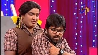 Jabardasth - Chalaki Chanti Performance on 23rd May 2013