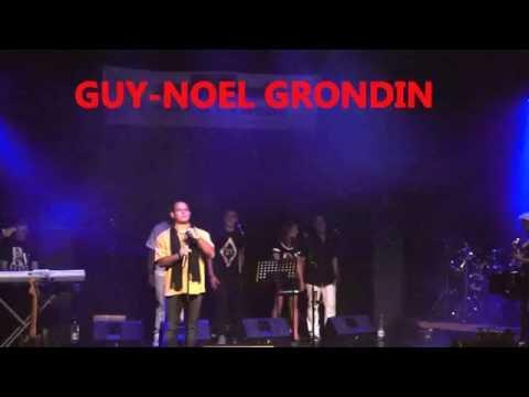 GUY-NOEl GRONDIN  en LIVE au FANGOURIN de PETITE ILE