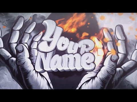 FREE C4D+AE Remake Intro Template #212 Panzoid + Tutorial