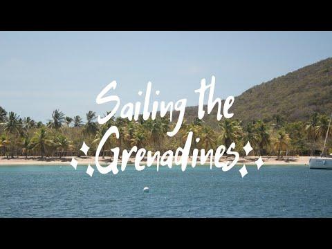 Grenadines Sailing Trip - April 2016