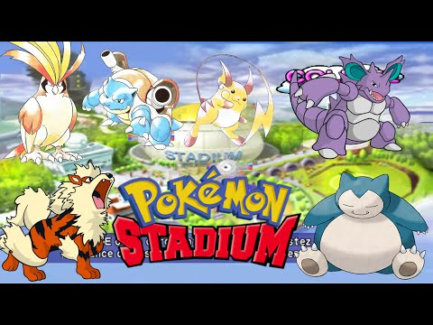 Pokémon Stadium #15 - La Pokécoupe en mode Super ball - Let's Play HD