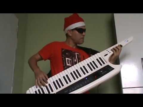 Jingle Bells (Rock Version - Alex Sales, Keytar)