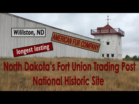 1828-1867 - Fort Union Trading Post National Historic Site N