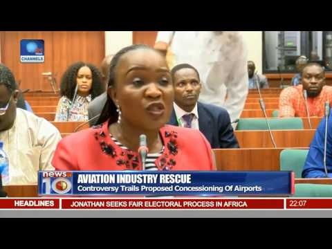 News@10: Senate Probes Alleged Illegal Repatriation Of Funds 20/10/16 Pt.1