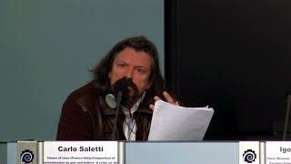 C. Saletti - Comparer l'extermination par gaz et par balle - 2013-05