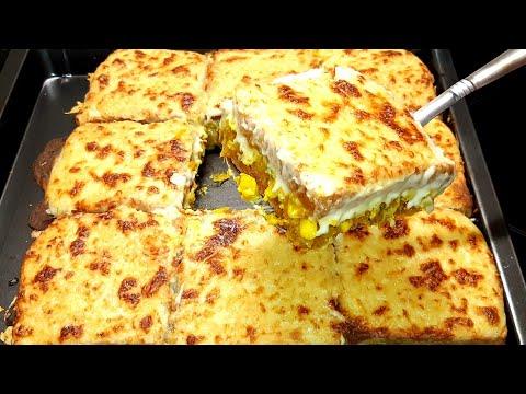 recette-dîner-facile-et-rapide-/-وجبة-عشاء-لاتفوتكم-رهييبة-فالمذاق-لم-تحضري-مثلها-من-قبل