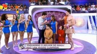 VESTIDO OLIVIA PALITO NA MÍDIA   PROGRAMA O MELHOR DO BRASIL 01 12 2012 Thumbnail