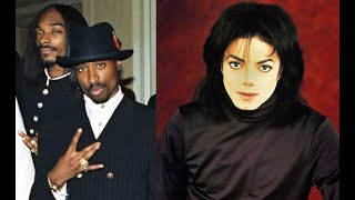 Everything Tupac Shakur and Snoop Dogg Said About Michael Jackson (and Janet from the 1990s to 2019)
