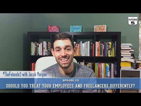 Should You Treat Your Employees And Freelancers Differently?