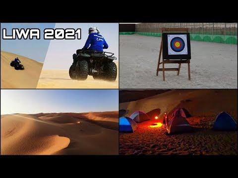 Fun Filled Activities with Desert Camping in Liwa I Liwa 2021 I ليوا ٢٠٢١ I Vlog 04