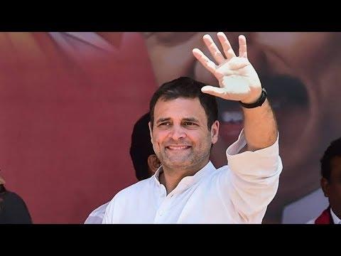 🔴LIVE :LIVE: Congress President Rahul Gandhi addresses public meeting in Amethi, Uttar Pradesh.