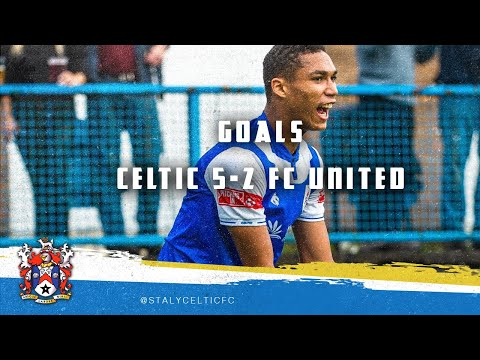 Stalybridge FC United Goals And Highlights