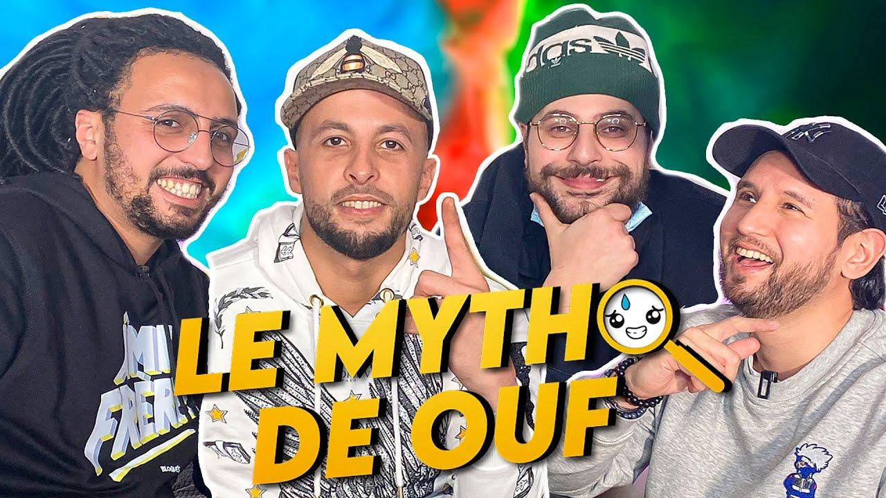LE MYTHO DE OUF (feat Hayce Lemsi et Hakim Jemili) #8