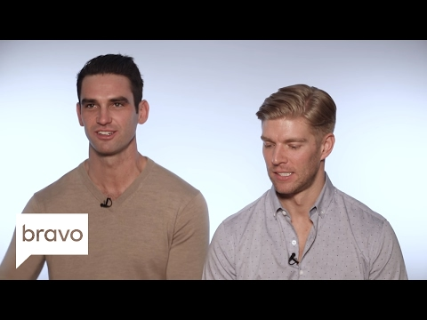 Summer House: What Does Carl Radke Think of Stassi Schroeder? (Season 1) | Bravo