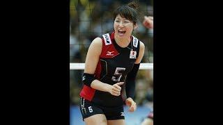 【大友愛】【バレーボール】日本女子バレー勝利を呼ぶワンダーガール大友愛!衝撃スーパープレイ集!【volleyball】【Ai Otomo】