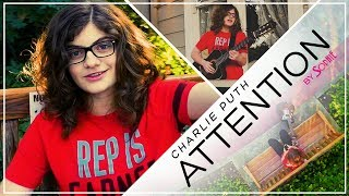 Download Lagu Charlie Puth - Attention (Cover by Sophie Pecora) Mp3