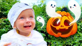Kids Song The Magic of Halloween  + More Nursery Rhymes from Maya and Mary