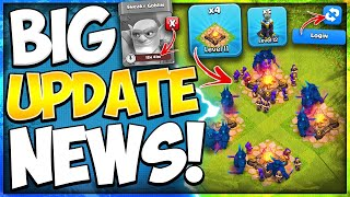 This Update Changes Everything! Bigger Army, New Levels, Timer Removal in Clash of Clans Sneak Peek