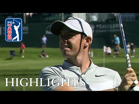 Rory McIlroy extended highlights | Round 1 |Travelers