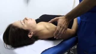 Deslizamiento clavícula-acromion