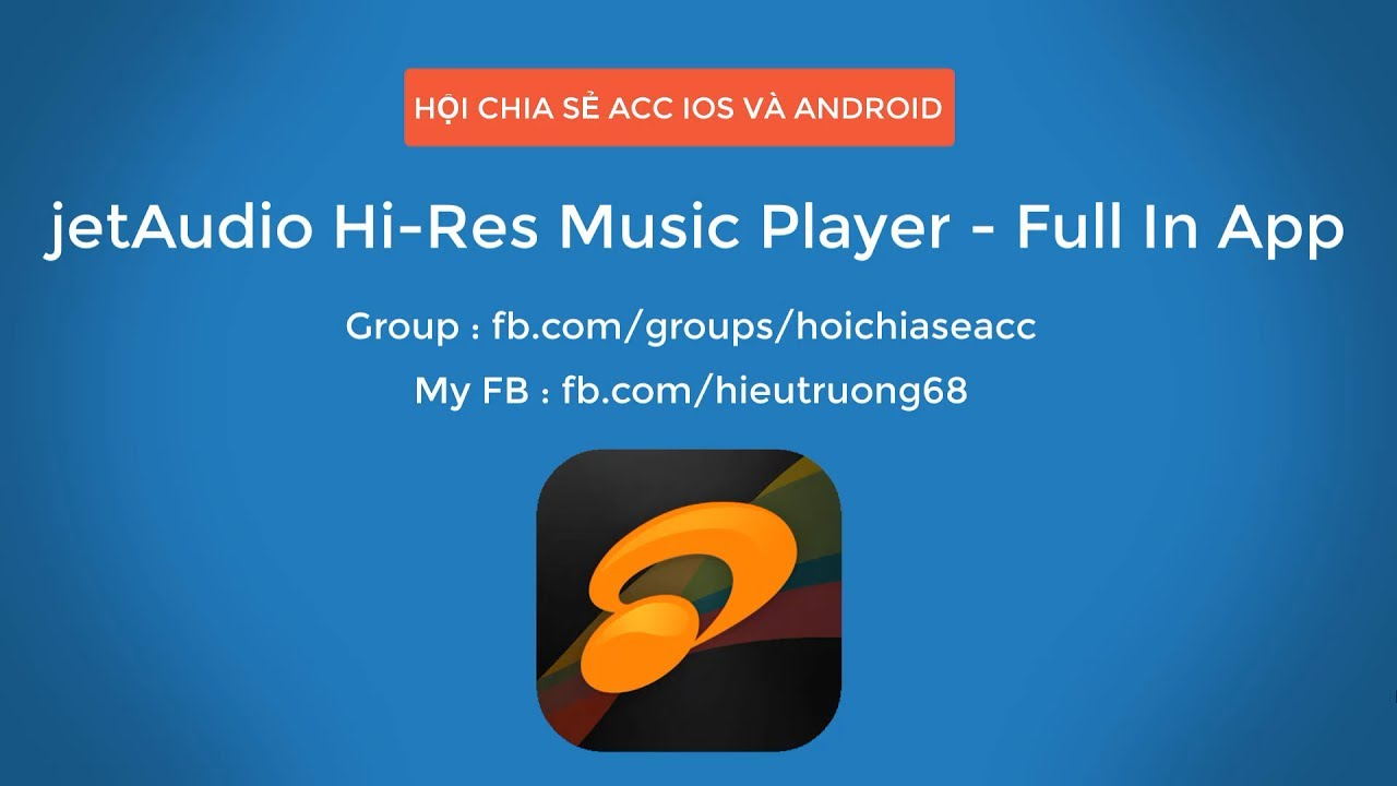Download jetAudio Hi-Res Music Player - Full In App
