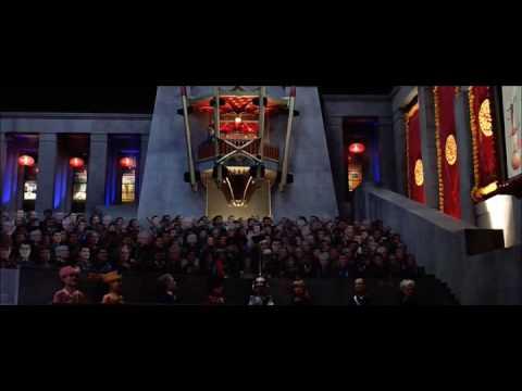 Kim Il Jong's World Peace Ceremony