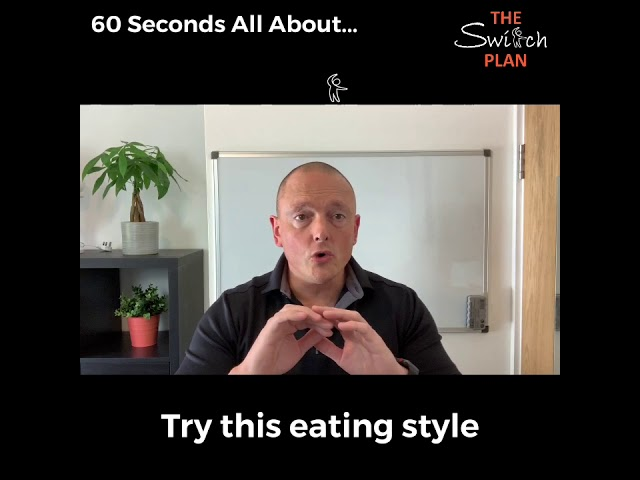 Try this eating style