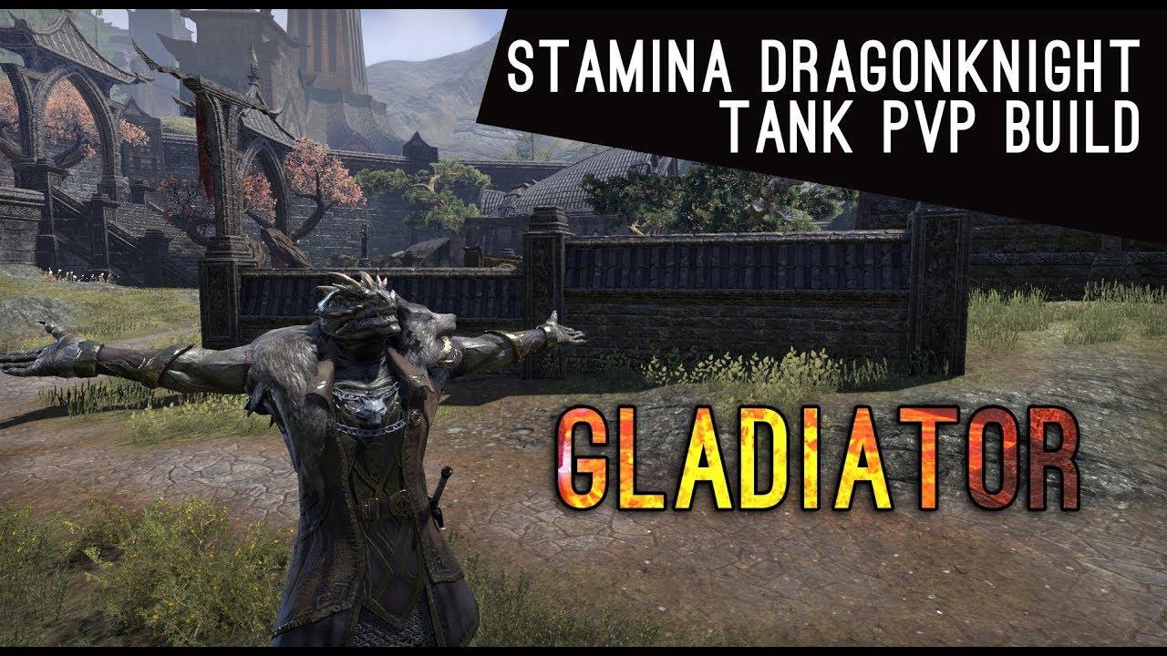 Eso Tank Build Pvp