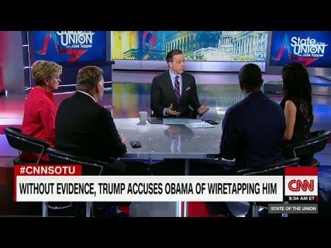Rogers: Trump is feeding 'conspiracy meter'